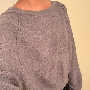 Cozy loose-fit sweater